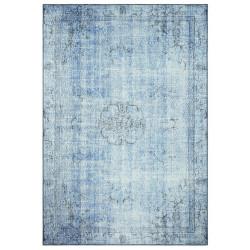 Kusový orientální koberec Chenille Rugs Q3 104782 Light-Blue