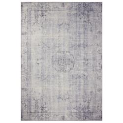 Kusový orientální koberec Chenille Rugs Q3 104783 Grey