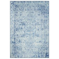 Kusový orientální koberec Chenille Rugs Q3 104786 Light-Blue