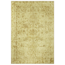 Kusový orientální koberec Chenille Rugs Q3 104788 Gold