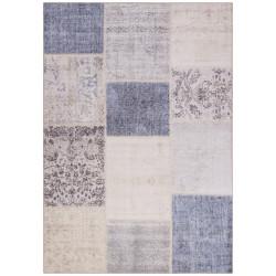Kusový orientální koberec Chenille Rugs Q3 104703 Blue