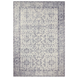 Kusový orientální koberec Chenille Rugs Q3 104793 Grey