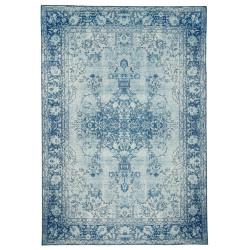 Kusový orientální koberec Chenille Rugs Q3 104800 Blue