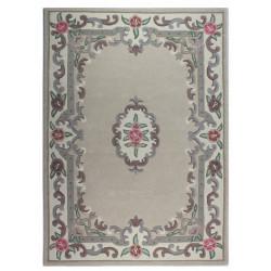Ručně všívaný kusový koberec Lotus premium Fawn