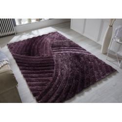 Kusový koberec Verge Ridge Purple