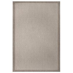 Kusový koberec Flatweave 104821 Light-brown cream