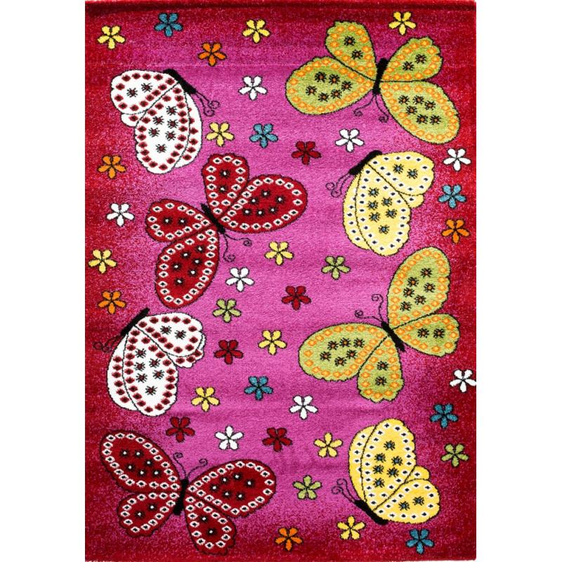 Kusový koberec Toys Lilla C259