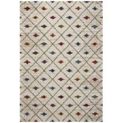 Kusový koberec Nomadic 104890 Cream Multicolored