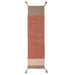 Kusový koberec Anu Runner Rust/Multi