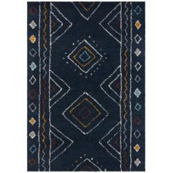 Kusový koberec Nomadic 104896 Blue