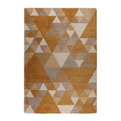 Kusový koberec Dakari Nuru Ochre/Cream/Grey