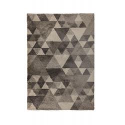 Kusový koberec Dakari Nuru Grey/Ivory