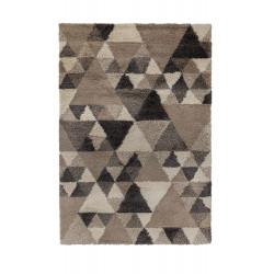 Kusový koberec Dakari Nuru Natural/Grey