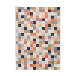 Kusový koberec Urban Squares Multi