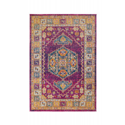 Kusový koberec Urban Traditional Pink/Multi