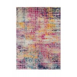 Kusový koberec Urban Abstract Pink/Multi