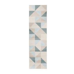 Kusový koberec Urban Triangle Blue