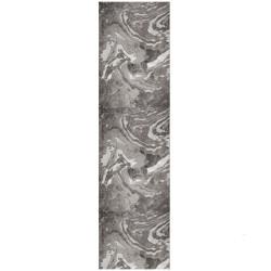 Kusový koberec Eris Marbled Silver