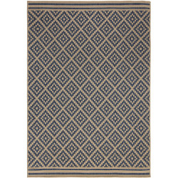 Kusový koberec Florence Alfresco Moretti Blue/Beige
