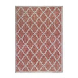 Kusový koberec Florence Alfresco Padua Red/Beige