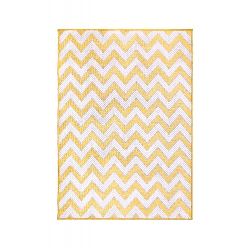 Kusový koberec Florence Alfresco Trieste Yellow