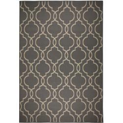 Kusový koberec Florence Alfresco Milan Anthracite/Beige