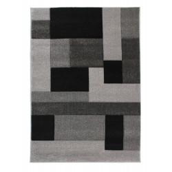 Kusový koberec Hand Carved Cosmos Black/Grey