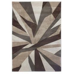 Kusový koberec Hand Carved Shatter Beige/Brown