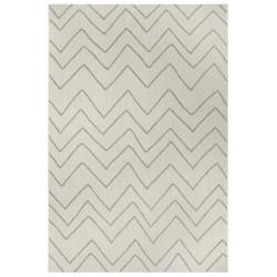 Kusový koberec Flatweave 104842 Cream/Green