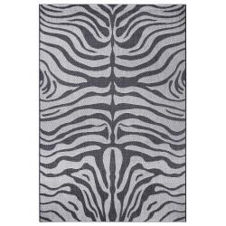 Kusový koberec Flatweave 104846 Grey/Silver