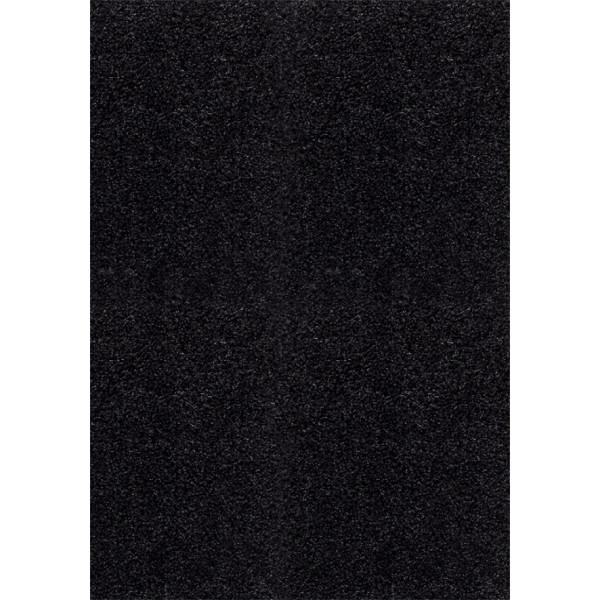 Ayyildiz koberce Kusový koberec Dream Shaggy 4000 antrazit, kusových koberců 200x290 cm% Černá - Vrácení do 1 roku ZDARMA vč. dopravy
