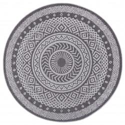 Kusový koberec Flatweave 104857 Grei/SIlver