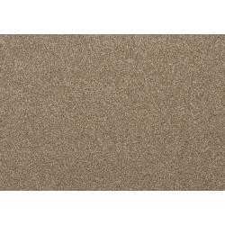 Metrážový koberec Montana 281 hnědo-bílá