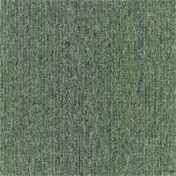 Kobercový čtverec Coral Lines 60376-50 zeleno-šedý