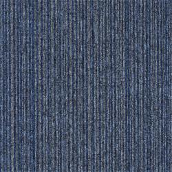 Kobercový čtverec Coral Lines 60360-50 modro-šedý