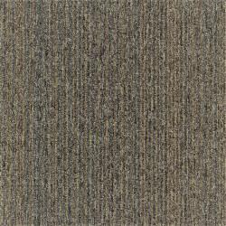 Kobercový čtverec Coral Lines 60309-50 hnědě-šedý