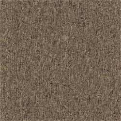 Kobercový čtverec Coral 58309 Bitumen hnědý