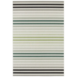 Kusový koberec Beach 103850 Green/Cream