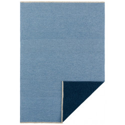 Kusový koberec Duo 104457 Lightblue - Navy