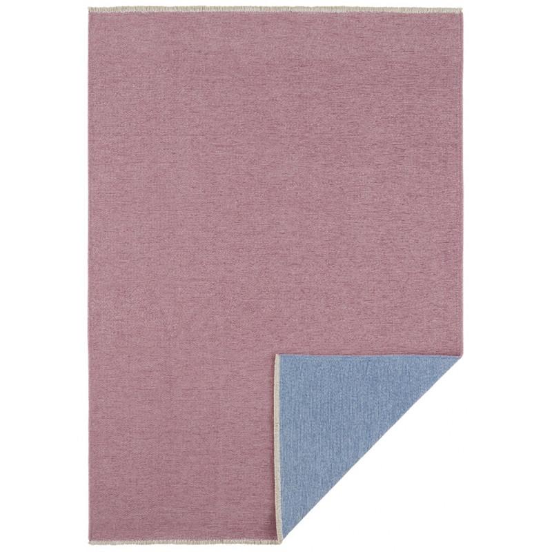 Kusový koberec Duo 104458 Rose - Skyblue