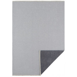Kusový koberec Duo 104460 Lightgrey - Anthracite
