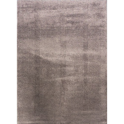 Kusový koberec Microsofty 8301 Brown