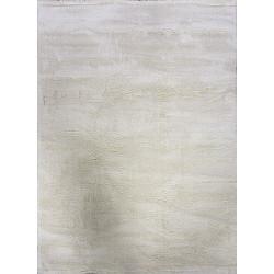 Kusový koberec Microsofty 8301 White