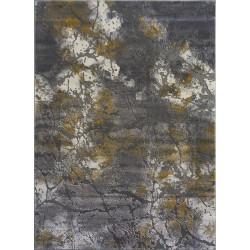 Kusový koberec Zara 9651 Yellow Grey