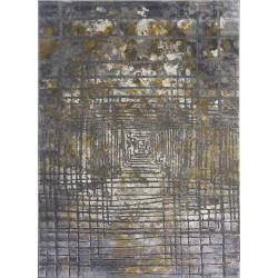 Kusový koberec Zara 9653 Yellow Grey
