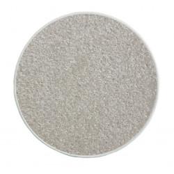 Kusový koberec Eton 2019-60 bílý kulatý
