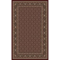 Kusový koberec Marrakesh 206 red