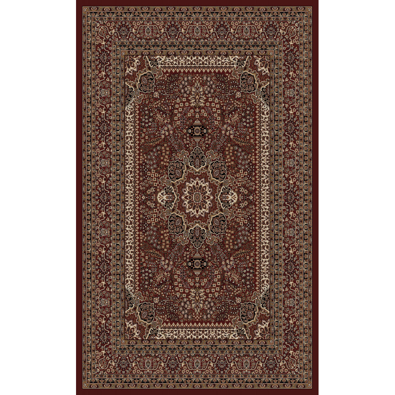 Kusový koberec Marrakesh 207 red