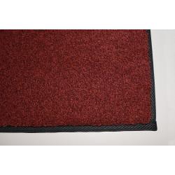 Kusový koberec Supersoft 110 červený