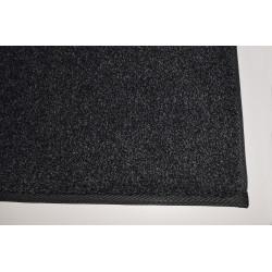 Kusový koberec Supersoft 800 černý